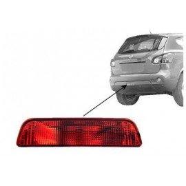 Feu anti-brouillard arriere pour Nissan Qashqai de 2007 à 2010