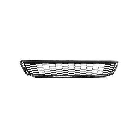 grille de prise d'air chromée