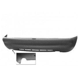 Pare-chocs arrière plastique complet gris foncé pour Ford Escort depuis 1995 (sauf modèle 1.8 / 1.6 et TD d'après 1997)