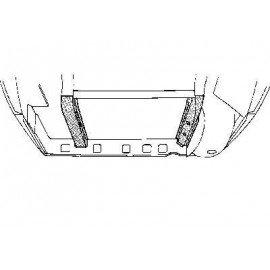 Poutre arrière gauche pour Ford Sierra modèle combi et break