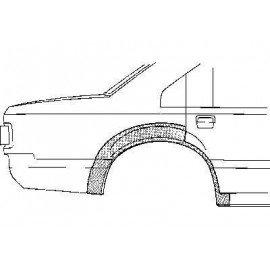 Arc d'aile arrière droit pour Ford Scorpio d'avant 1995