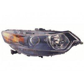 Phare droit H1 + HB3 avec feu de direction pour Honda Accord de 2008 à avril 2011