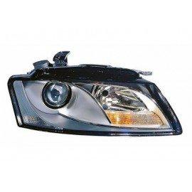 Phare droit H7+H1 avec feu de direction avec réglage électrique pour Audi A5 de 2007 à 2011
