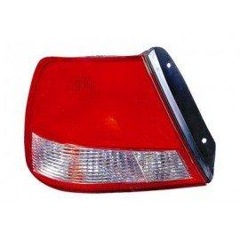 Feu arrière gauche sans partie électrique pour Hyundai Accent de 2000 à 2003 3/5 portes