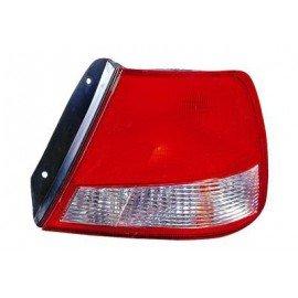 Feu arrière droit sans partie électrique pour Hyundai Accent de 2000 à 2003 3/5 portes