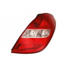 Feu arrière droit sans partie électrique pour Hyundai I20 de 2008 à 2012