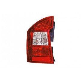 Feu arrière gauche sans partie électrique pour Kia Carens depuis 2006