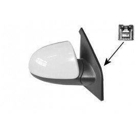 Rétroviseur droit avec réglage électrique, chauffant pour Kia Picanto de 2008 à 2011