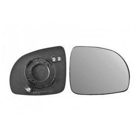 Miroir de rétroviseur droit, chauffant pour Kia Picanto de 2008 à 2011