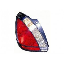 Feu arrière gauche sans partie électrique pour Kia Rio de 2005 à 2011
