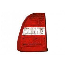 Feu arrière gauche sans partie électrique pour Kia Sportage de 2004 à 2008