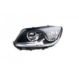 Phare gauche H7 + H15 AL avec feu de direction pour Volkswagen Caddy depuis 2011