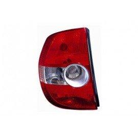 Feu arrière gauche sans partie électrique pour Volkswagen Fox depuis 2005