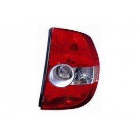Feu arrière droit sans partie électrique pour Volkswagen Fox depuis 2005