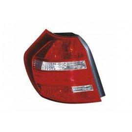 Feu arrière gauche complet, pour BMW serie 1 E81 de 2007 à 2011 (sauf coupé, cabriolet)