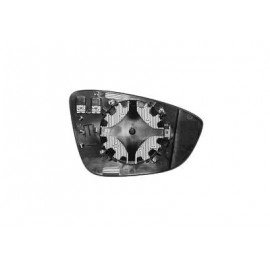 Miroir de rétroviseur gauche, chauffant pour Volkswagen Scirocco depuis 2008