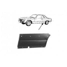 Panneau latéral arrière gauche pour Mercedes SL - W107 de 1971 à 1989 (modèle SLC)
