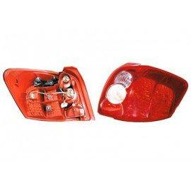 Feu arrière droit sans partie électrique type Farba pour Toyota Auris de 2007 à 2009 produite en UK