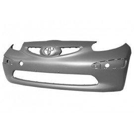 pare-chocs plastique en primer pour Toyota Aygo de 2005 à 2009