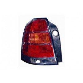 Feu arrière gauche sans partie électrique pour Opel Zafira de 2005 à 2008