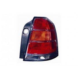 Feu arrière droit sans partie électrique pour Opel Zafira de 2005 à 2008