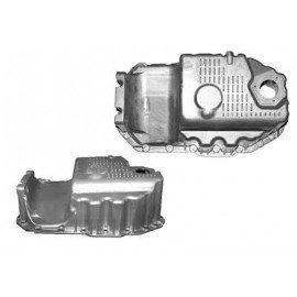 Carter huile aluminium pour capteur de niveau pour Skoda Fabia de 1999 à 2007 version 1.4 16V 55Kw (MT) / 1.4 16V 74Kw