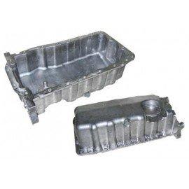 Carter huile aluminium pour Skoda Octavia de 1996 à 2004 version 1.6 / 2.0 (sauf AZJ)/ 1.9TDi