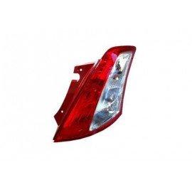 Feu arrière droit sans partie électrique pour Suzuki Swift depuis 2010