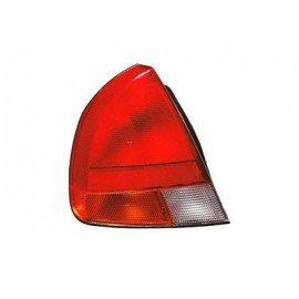 Feu arrière gauche sans partie électrique pour Mitsubishi Carisma de 1997 à juin 1999 version 5 portes Berline