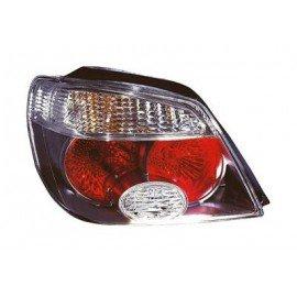 Feu arrière gauche complet verre transparent pour Mitsubishi Outlander de juin 2004 à 2007