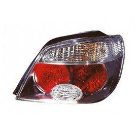 Feu arrière droit complet verre transparent pour Mitsubishi Outlander de juin 2004 à 2007