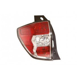 Feu arrière gauche sans partie électrique pour Subaru Forester depuis 2008
