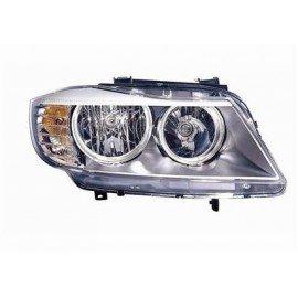 Projecteur droit H7 + H7 pour BMW série 3 E90 sedan de 2008 à 2012