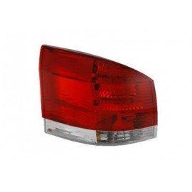 Feu arrière gauche sans partie électrique pour Opel Signum de 2003 à 2008