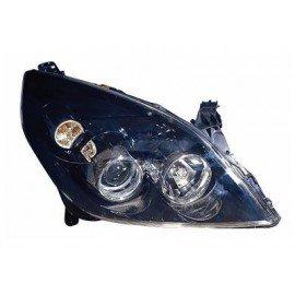 Projecteur droit VALEO H1+H7 intérieur noir avec feu de direction pour Opel Signum d'après 2005 version Sport