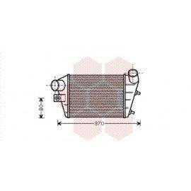 Intercooler pour Alfa Romeo Gt de 2003 à 2010 et 147 de puis 2004 pour moteur 1.9 JTD