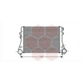 Intercooler pour Audi TT version : 2.0i TFSi / QUATTRO de 2010 à 2010