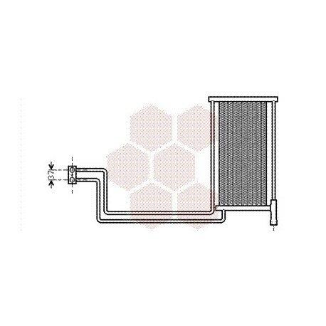 radiateur huile bmw serie 5 ann e 1995 2004 version essence diesel r f 06003368 pour bmw. Black Bedroom Furniture Sets. Home Design Ideas