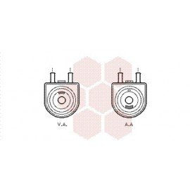 Radiateur Huile pour Citroen Evasion version : 2.0 HDi de 1999 à 2002