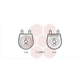 Radiateur Huile pour Hyundai Elantra version : 2.0 CRDi de 2001 à 2003