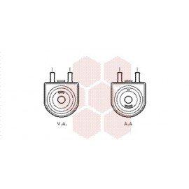 Radiateur Huile pour Peugeot 807 version : 2.2 - Oilcooler Engine / 2.0 HDi / 2.2 HDi - Oilcooler Engine de 2002 à 2015