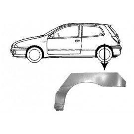 Passage de roue pour Fiat Bravo jusqu'a 2001