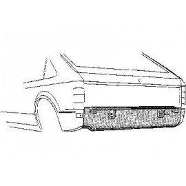 Panneau pour Opel Kadett d de 1979 a 1984