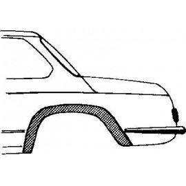 Arc d'aile arrière pour BMW 1602/2002