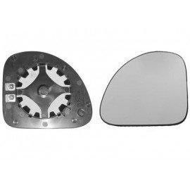 Miroir de rétroviseur droit pour Fiat multipla jusqu'à 2004