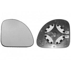 Miroir de rétroviseur gauche pour Fiat multipla jusqu'à 2004
