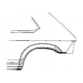 Passage de roue arrière pour Fiat Ritmo