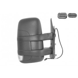Rétroviseur électrique droit pour Iveco Turbo Daily de 2006 à 2010