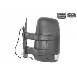 Rétroviseur électrique gauche pour Iveco Turbo Daily de 2006 à 2010