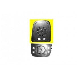 Miroir de rétroviseur droit pour Iveco Turbo Daily de 2006 à 2010